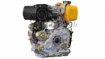 Dízel 306cc-4,5kW-3.600 U/min-E-TP26x77,5-elektromos indítás