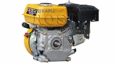 Benzinmotor EG4-200cc-5,10kW-3.600 U/min-H-TP25x54.5-kézi indítás