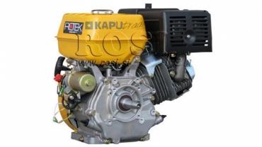 BenzinEG4-420cc-9,6kW-13,1HP-3.600 U/min-E-TP26x77.5-elektromos indítás