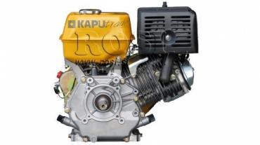 BenzinEG4-420cc-9,6kW-13,1HP-3.600 U/min-H-KW25x63-kézi indítás