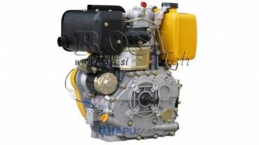 Dízel 418cc-7,83kW-10,65HP-3.600 U/min-E-TP26x77-elektromos indítás