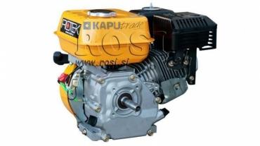 Benzinmotor EG4-200cc-5,10kW-3.600 U/min-H-TP19x72-V1-kézi indítás