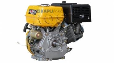Benzin EG4-420cc-9,6kW-13,1HP-3.600 U/min-E-KW25x63-elektromos indítás