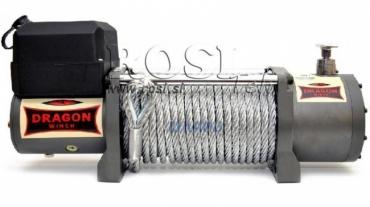 24V elektromos hajtású csörlő DWT 14000 HDL- 6350 kg