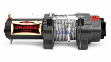 12V elektromos hajtású csörlő DWH 4500 HD- 2041 kg