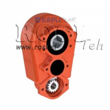 Hajtóműház hidromotorhoz RT 150 MP/MR/MS/MH