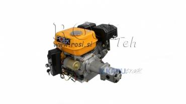 Benzinmotoros hidraulikamotor