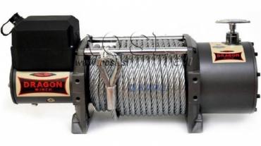 12V elektromos hajtású csörlő DWT 16800 HD- 7620 kg