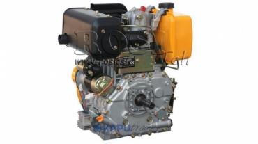 Dízel 474cc-8,0kW-3.600 U/min-E-KW25x88-elektromos indítás