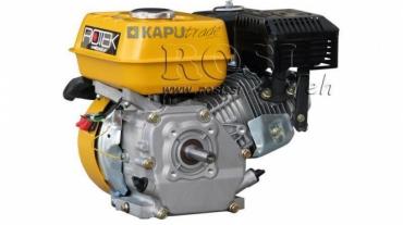 """Benzinmotor EG4-200cc-5,10 kW-3.600 U/min-H-KW19.05(3/4"""")x61,7(Q1)-kézi indításos"""