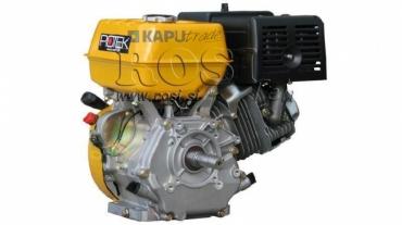 Benzin EG4-420cc-9,6kW-13,1HP-3.600 U/min-H-KW25x88.5-kézi indítás
