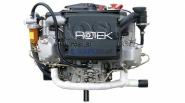 """Dízel 870cc-15,2kW-3.600 U/min-V-E-KW25,4 (1"""")x78,8-elektromos indítás"""