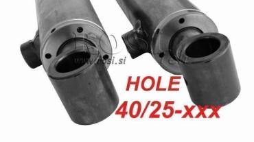 Furatos hidraulika henger 40/25-xxx