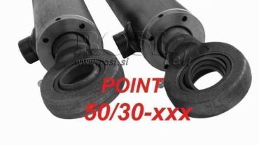 Gömbcsuklós hidraulika henger 50/30-xxx