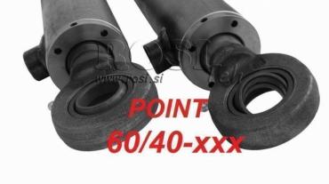 Gömbcsuklós hidraulika henger 60/40-xxx