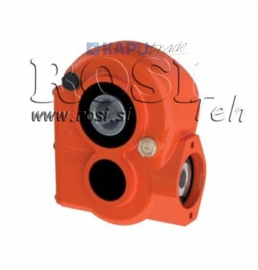 Hajtóműház hidromotorhoz RT 160 MP/MR