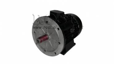 Villanymotor 5,5kW 1440 4P B3B5 3F 230/400/50