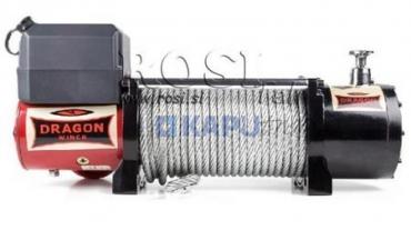 12V elektromos hajtású csörlő  DWM13000 HD 5897 kg