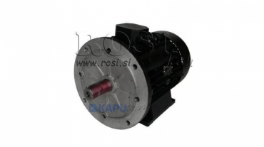 Villanymotor 3kW 1430 4P B3B5 3F 230/400/50