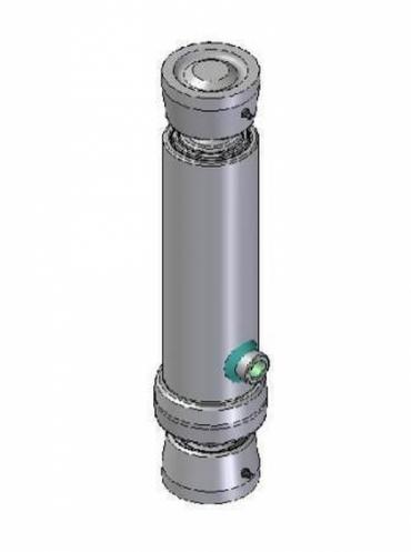 Teleszkóp Munkahenger 2 lépcső 5,5T