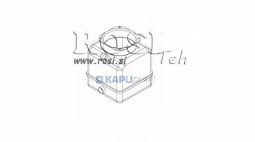 PVC tartály mini aggregáthoz