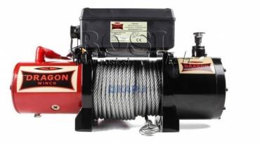 12V elektromos hajtású csörlő DWM 8000 HD- 3629 kg
