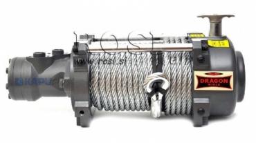 Hidraulikus hajtású csörlő DWHI 18000 HD - 8165kg