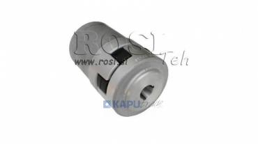 Gumibetétes kuplung ND16 (5,5-9kW) 38mm/GR2