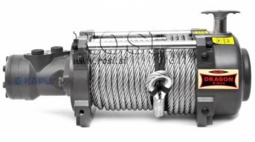 Hidraulikus hajtású csörlő DWHI 15000 HD - 6803kg