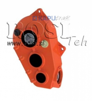 Hajtóműház hidromotorhoz RT 300 MP/MR/MS