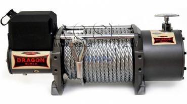 24V elektromos hajtású csörlő DWT 16800 HD- 7620 kg  KÉRJ ÁRAJÁNLATOT!