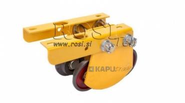 230V kézi hajtású csörlő DWI 0,5 T
