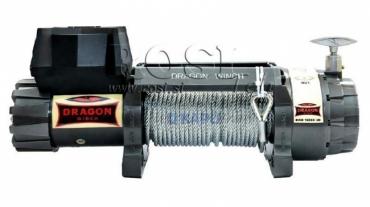 12V elektromos hajtású csörlő DWH 9000 HD- 4082 kg