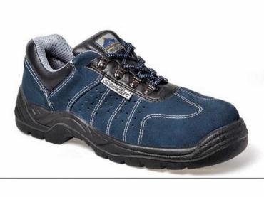 FW02 - Steelite szellőző félcipő S1P - kék