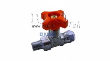 Hidraulikus szelep nyomásmérőhöz