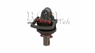 Hidraulika forgató motorok 3000/1500 Kg