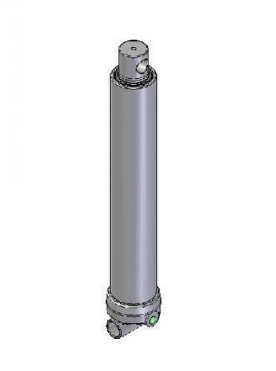 Teleszkóp Munkahenger 2 lépcső 3,5T