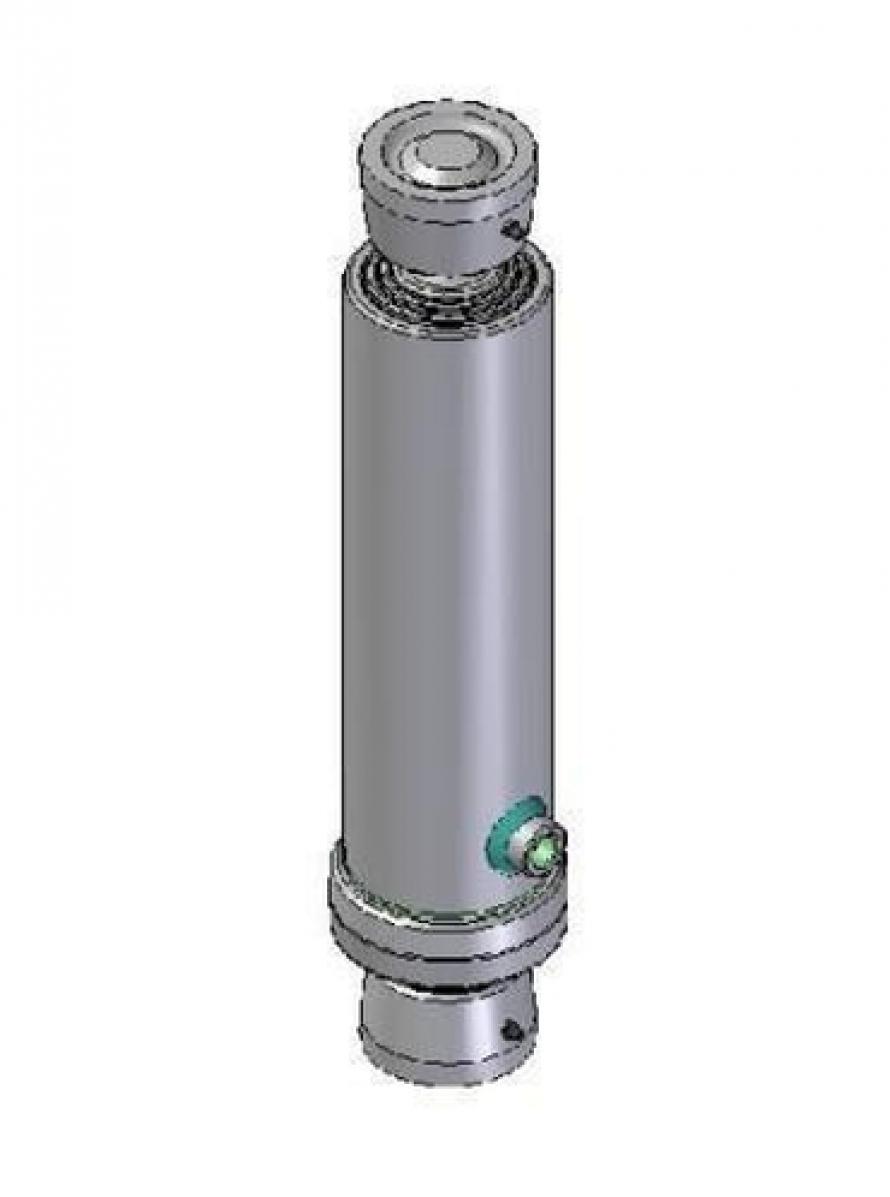 Teleszkóp Munkahenger 3 lépcső 7,5T