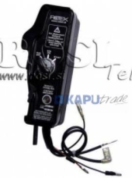 Elektromos indító doboz a benzinmotorhoz